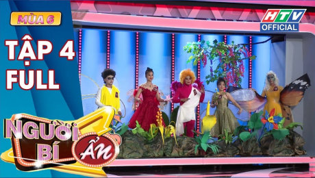 Xem Show GAMESHOW Người Bí Ẩn Mùa 6 Tập 04 : Trấn Thành, Trường Giang liên tục vùi dập Mai Tài Phến HD Online.
