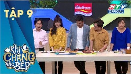 Xem Show TV SHOW Khi Chàng Vào Bếp Mùa 2 Tập 09 : Phúc Bồ, Thỏ Yanny cặp đôi bình tĩnh nhất trong lịch sử HD Online.