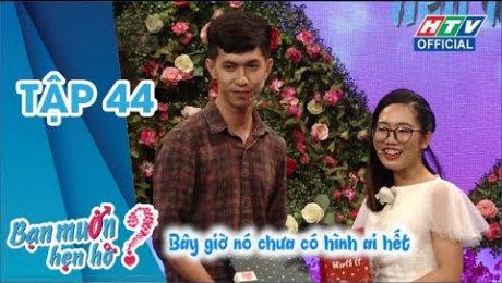 Xem Show TV SHOW Bạn Muốn Hẹn Hò Tập 44 : Chàng Grabfood hiền khô tìm bạn gái HD Online.