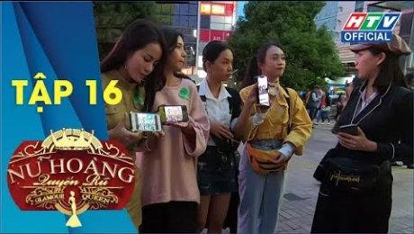 Xem Show TV SHOW Nữ Hoàng Quyến Rũ Tập 16 : Áo dài Việt Nam tung bay trên đất Nhật HD Online.