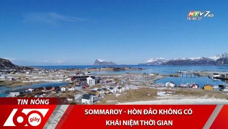 Sommaroy - Hòn Đảo Không Có Khái Niệm Thời Gian