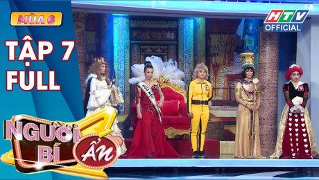 Xem Show TV SHOW Người Bí Ẩn Mùa 6 Tập 07 : Bộ ba nhi đồng Liêu Hà Trinh - Khả Như - Thanh Duy rủ nhau trở lại HD Online.