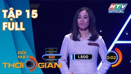 Xem Show TV SHOW Đối Mặt Thời Gian Tập 15 : Thần đồng gameshow Hữu Tín chinh phục thời gian HD Online.