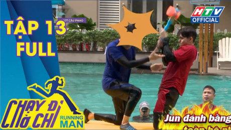 Xem Show TV SHOW Chạy Đi Chờ Chi Tập 13 : Tóc Tiên chạy nhiệt tình trong cuộc chiến xé bảng tên HD Online.