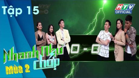 Xem Show TV SHOW Nhanh Như Chớp - Mùa 2 Tập 15 : Chung kết hấp dẫn- Đội ST Sơn Thạch đối đầu Đội Lâm Vỹ Dạ HD Online.