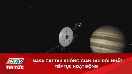 Xem Clip Nasa giữ Tàu Không Gian Lâu Đời Nhất Tiếp Tục Hoạt Động HD Online.