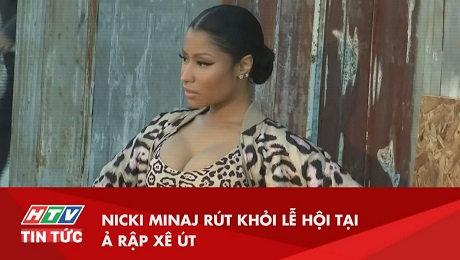 Xem Clip Nicki Minaj Rút Khỏi Lễ Hội Ả Rập Xê Út Sau Phản Ứng Dữ Dội HD Online.
