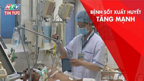 TPHCM Bệnh Sốt Xuất Huyết Tăng Mạnh