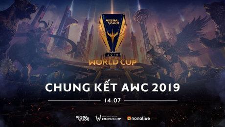 Chung Kết AWC 2019 : Việt Nam - Đài Bắc Trung Hoa