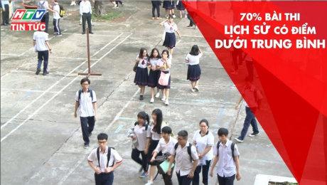 Xem Clip 70% Bài Thi Lịch Sử Có Điểm Dưới Trung Bình HD Online.