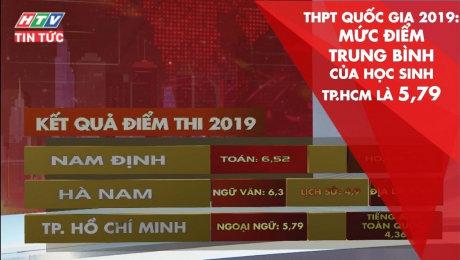 Xem Clip Mức Điểm Thi THPT Quốc Gia 2019 Trung Bình Của Học Sinh TPHCM là 5,79 HD Online.