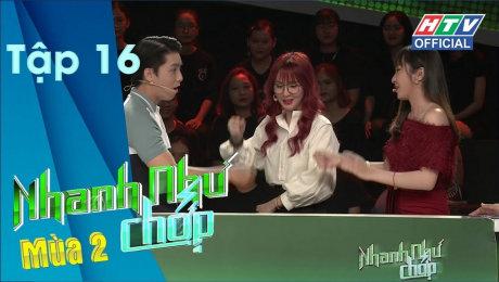 Xem Show TV SHOW Nhanh Như Chớp - Mùa 2 Tập 16 : Midu lợi hại, lần đầu gặp Ngân sát thủ và Như Hexi HD Online.