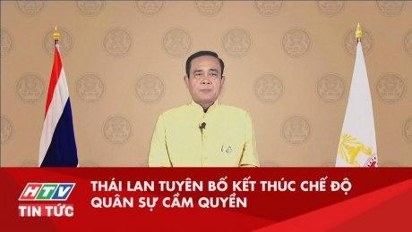 Thái Lan Tuyên Bố Kết Thúc Chế Độ Quân Sự Cầm Quyền