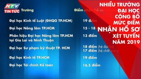 Xem Clip Nhiều Trường Đại Học Công Bố Mức Điểm Nhận Hồ Sơ Xét Tuyền 2019 HD Online.
