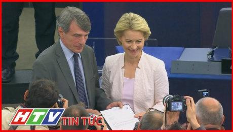 Xem Clip Chân Dung Nữ Chủ Tịch Đầu Tiên Trong Lịch Sử Ủy Ban Châu Âu HD Online.