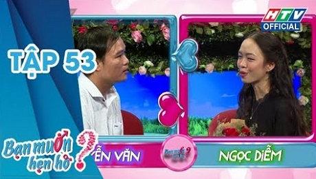 Xem Show TV SHOW Bạn Muốn Hẹn Hò Tập 53 : Bạn gái không sợ ma khi đi qua 2 nghĩa địa lúc trời tối HD Online.