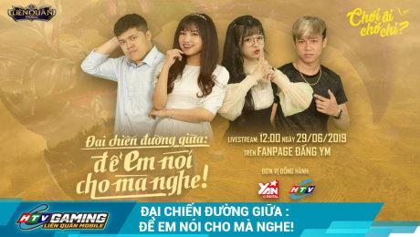 Xem Show HTVC GAMING Talkshow Chơi đi chờ chi số 4 HD Online.
