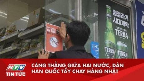 Xem Clip Căng Thẳng Giữa Hai Nước, Dân Hàn Quốc Tẩy Chay Hàng Nhật HD Online.