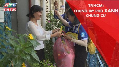 TPHCM Chung Tay Phủ Xanh Chung Cư