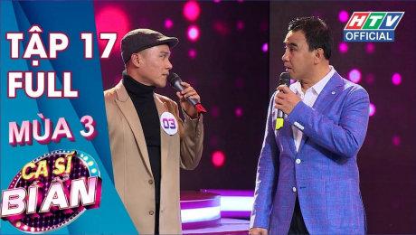 Xem Show TV SHOW Ca Sĩ Bí Ẩn Mùa 3 Tập 17 : Khả Như - Dương Khắc Linh đại chiến, thi hát kêu gọi fan HD Online.