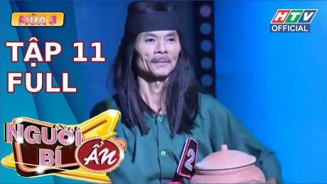 Xem Show TV SHOW Người Bí Ẩn Mùa 6 Tập 11 : Lan Ngọc- Anh Tú - Nhất Trung lấn lướt nhan sắc đội nhà HD Online.