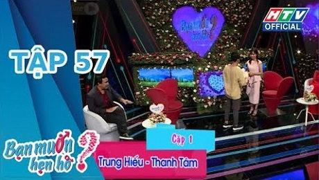 Xem Show TV SHOW Bạn Muốn Hẹn Hò Tập 57 : Nam Thư bức xúc xả vai vì cô gái không làm dâu được khán giả hưởng ứng HD Online.