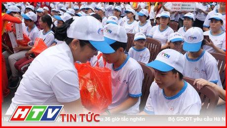 Xem Clip 3000 Người Dân TPHCM Đi Bộ Đồng Hành Vì Nạn Nhân Chất Độc Da Cam HD Online.