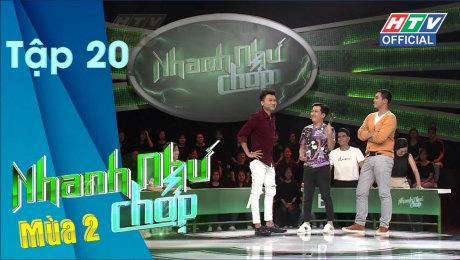 Xem Show TV SHOW Nhanh Như Chớp - Mùa 2 Tập 20 : Mai Phương hồi phục, cùng Xuân Nghị, Ốc Thanh Vân tiến vào vòng trong HD Online.