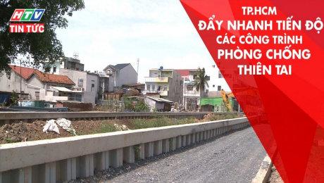 Xem Clip TPHCM Đẩy Nhanh Tiến Độ Các Công Trình Phòng Chống Thiên Tai HD Online.