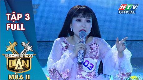Xem Show TV SHOW Giọng Ca Bí Ẩn Mùa 2 Tập 03 : Hari Won gọi điện rủ rê Lâm Vỹ Dạ đi đánh ghen HD Online.