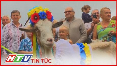 Xem Clip Thi Hoa Hậu Dê Ở Kozova, Ucraina HD Online.
