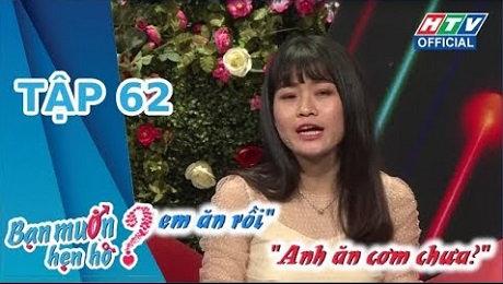 Xem Show TV SHOW Bạn Muốn Hẹn Hò Tập 62 : Qua nhiều mối tình sương sương, muốn tìm mối tình sâu sâu HD Online.