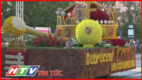 Xem Clip Trăm Hoa Đua Sắc Tại Carnival Hoa Ở Hungary HD Online.