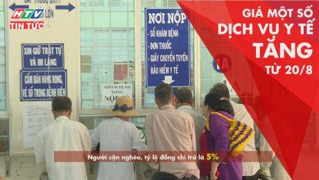 Xem Clip Giá Một Số Dịch Vụ Y Tế Tăng Từ 20/08 HD Online.