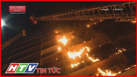 Pháp : Cháy Bệnh Viện, Gần 10 Người Thương Vong
