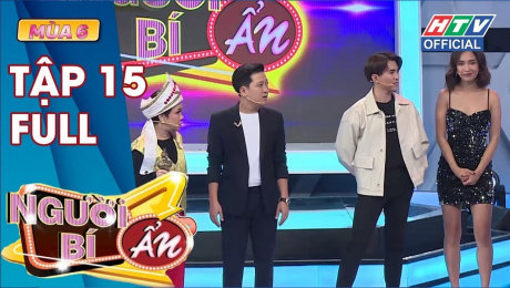 Xem Show TV SHOW Người Bí Ẩn Mùa 6 Tập 15 : Trường Giang bất ngờ với độ mặn của Gil Lê HD Online.