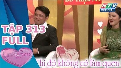 Xem Show TV SHOW Vợ Chồng Son Tập 313 : DV Quỳnh Phượng thử thách MC Hồng Phúc suốt 9 năm không cho làm gì HD Online.