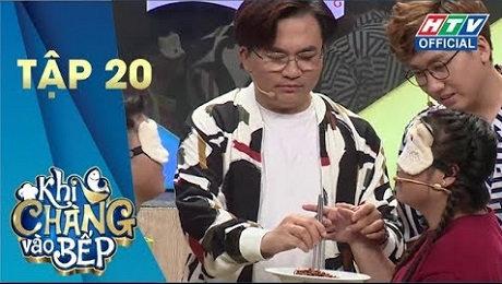 Xem Show TV SHOW Khi Chàng Vào Bếp Mùa 2 Tập 20 : Cặp đôi crush 3 năm mới bắt đầu yêu HD Online.