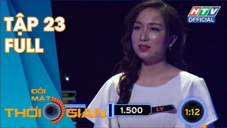 Xem Show TV SHOW Đối Mặt Thời Gian Tập 23 : Don Nguyễn toát mồ hôi với bộ câu hỏi HD Online.