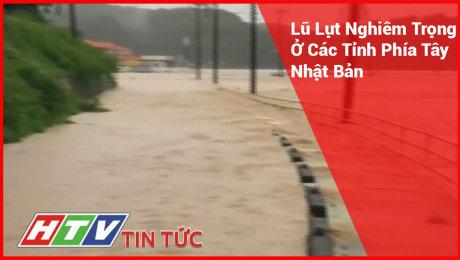 Xem Clip Lũ Lụt Nghiêm Trọng Ở Các Tỉnh Phía Tây Nhật Bản HD Online.