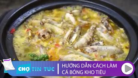 Xem Clip Hướng Dẫn Cách Làm Cá Bống Kho Tiêu HD Online.