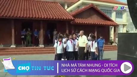 Xem Clip Nhà Má Tám Nhung - Di Tích Lịch Sử Cách Mạng Cấp Quốc Gia HD Online.