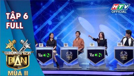 Xem Show TV SHOW Giọng Ca Bí Ẩn Mùa 2 Tập 06 : Tim tin tưởng cô gái hát như lần cuối cùng được hát HD Online.