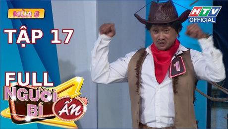 Xem Show TV SHOW Người Bí Ẩn Mùa 6 Tập 17 : Hứa Minh Đạt - Lâm Vĩ Dạ quyết tâm giành 50 triệu đồng và cái kết HD Online.