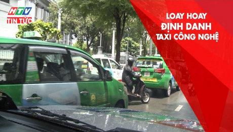Loay Hoay Vấn Đề Định Danh Taxi Công Nghệ