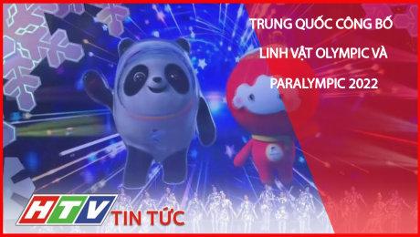 Trung Quốc Công Bố Linh Vật Olympic Và Paralympic 2022