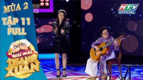 Xem Show TV SHOW Mãi Mãi Thanh Xuân Mùa 2 Tập 11 : Kim Tử Long bái phục vua lốp xe phế liệu HD Online.