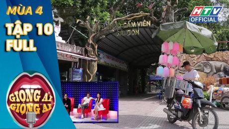 Xem Show TV SHOW Giọng Ải Giọng Ai Mùa 4 Tập 10 : Nghiệp quật ngọc nữ Midu khi gài độ Trung Quân Idol HD Online.