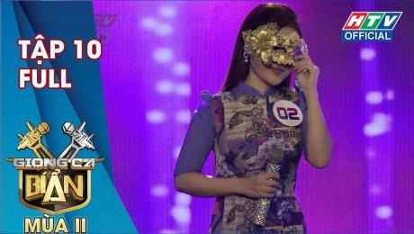 Xem Show TV SHOW Giọng Ca Bí Ẩn Mùa 2 Tập 10 : Khánh Ngọc, Nhật Tinh Anh, Akira Phan, Khánh Phương, Châu Gia Kiệt HD Online.