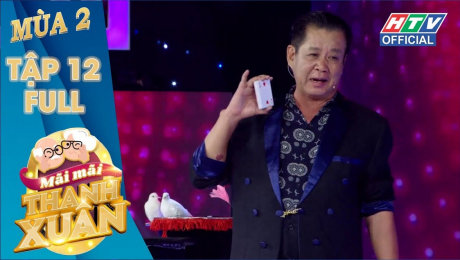 Xem Show TV SHOW Mãi Mãi Thanh Xuân Mùa 2 Tập 12 : Kim Tử Long thổi sáo bằng mũi, Tú Vi-Văn Anh cười ngả nghiêng HD Online.